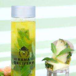 【果茶】熱帶菠蘿薄荷茶 單點到會外賣飲品 Kama Delivery