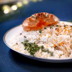 日式松露蟹肉炒飯|單點到會炒飯|Kama Delivery