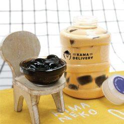 滑嘟嘟奶茶(仙草) 單點到會外賣飲品 Kama Delivery
