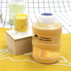 滑嘟嘟奶茶(原味布丁)|單點到會外賣奶茶|Kama Delivery