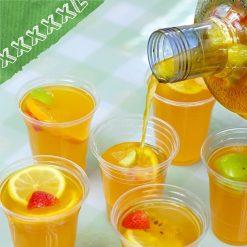 特大容量夏日水果茶|單點到會外賣飲品|Kama Delivery