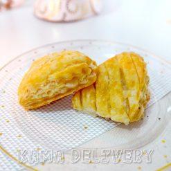 迷你法式酥皮蘋果批|單點到會麵包|Kama Delivery