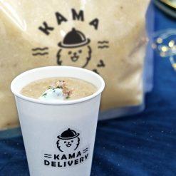 野菌蘑菇忌廉蟹肉濃湯|單點到會熱湯|Kama Delivery