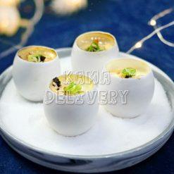 黑松露蟹肉蒸蛋|單點到會小食|Kama Delivery
