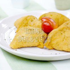 日式雞脾菇釀豆腐皮|適合3-5人享用的迷你素食田園套餐|多人到會外賣套餐|Kama Delivery