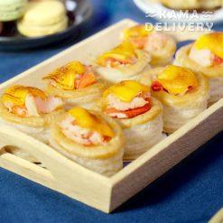 灸燒龍蝦芒果醬酥盒|Premium Kama自選人數套餐|抵食派對到會外賣套餐|Kama Delivery
